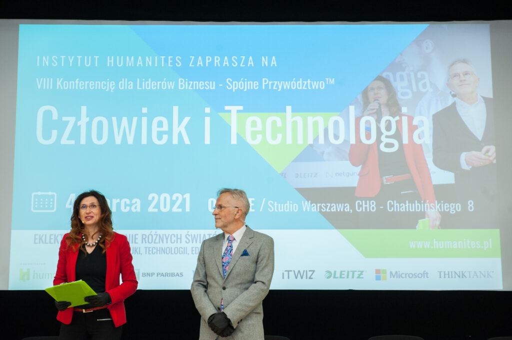 Patronat ITwiz: VIII konferencja Instytutu Humanites. Ludzie, innowacje, etyka