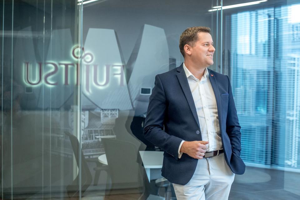 Fujitsu: Wychodzimy od potrzeby klienta i dopiero w kolejnym kroku dobieramy odpowiednie rozwiązanie