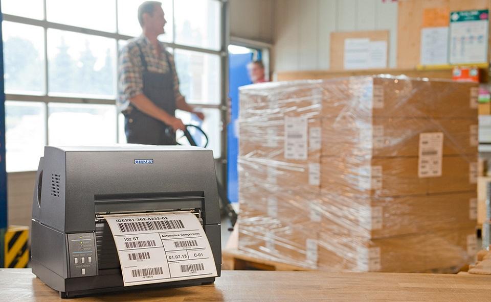 5 topowych drukarek do etykiet logistycznych GS1