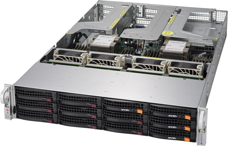 Serwery NTT System uzyskały certyfikat Microsort Azure Stack HCI
