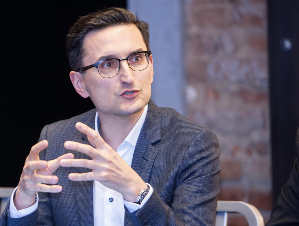 Jaromir Pelczarski objął stanowisko Principale Director w Accenture.