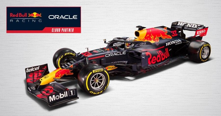 Red Bull Racing Honda wybrał Oracle na oficjalnego partnera w zakresie infrastruktury chmurowej