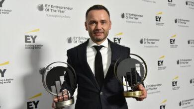 Poznaliśmy zwycięzcę 18. edycji konkursu EY Przedsiębiorca Roku