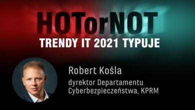 Trendy 21: HOT OR NOT dla CYBERBEZPIECZEŃSTWA