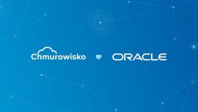 Chmurowisko dołączyło do Oracle Partner Network