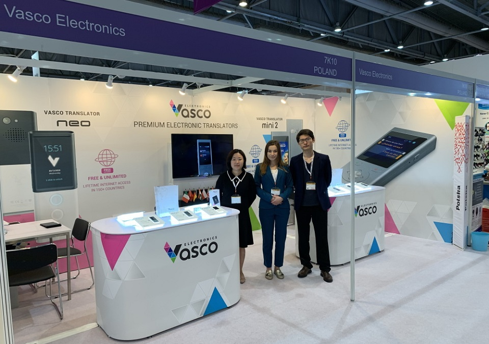 Polska spółka Vasco Electronics wkracza na japoński rynek elektroniki