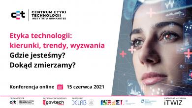 Pierwsza polska konferencja o etyce nowych technologii