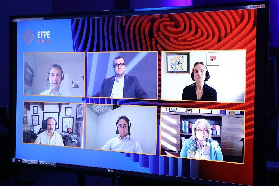 EFPE 2021: Interoperacyjność i odpowiedzialność – na nich powinna opierać się przyszła cyfrowa gospodarka budowana na zaufaniu
