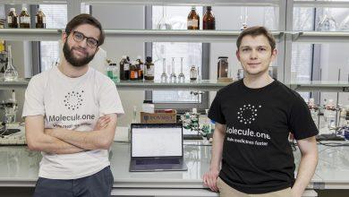 Molecule.one pozyskało 4,6 miliona dolarów na rozwój innowacyjnej technologii planowania syntezy chemicznej opartej na AI
