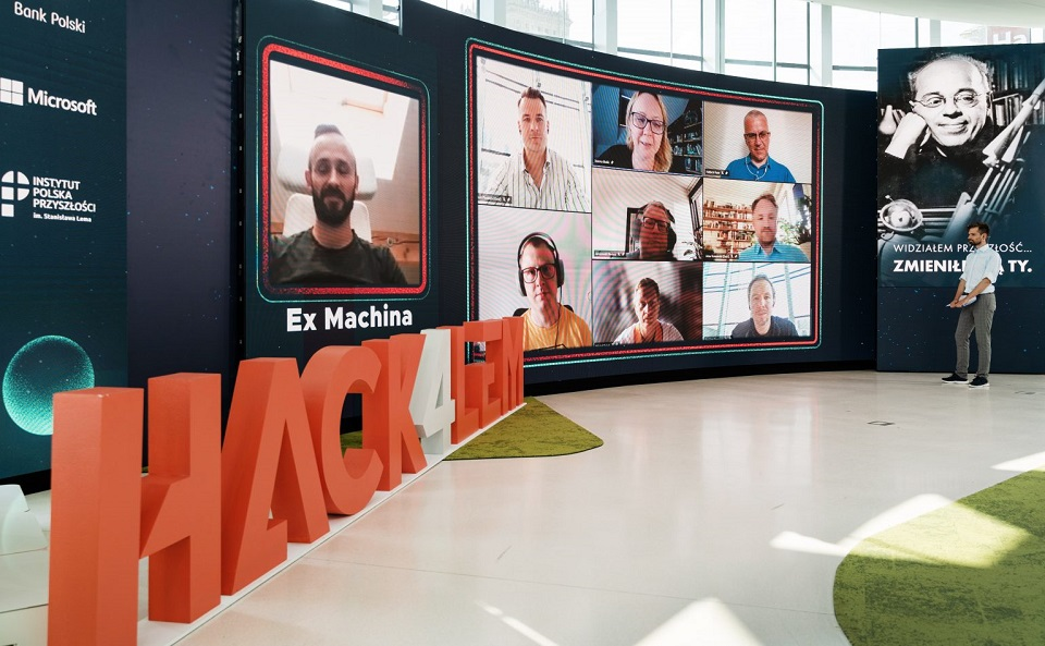 Hack4Lem: Setki uczestników pracowało nad rozwiązaniami z zakresu bankowości i cyberbezpieczeństwa