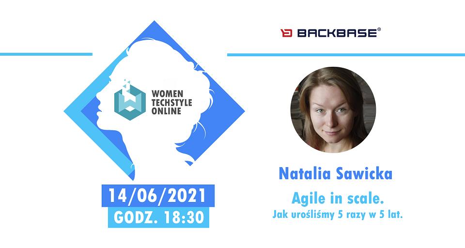 Spotkanie kobiet z branży IT na Women TechStyle Online #8