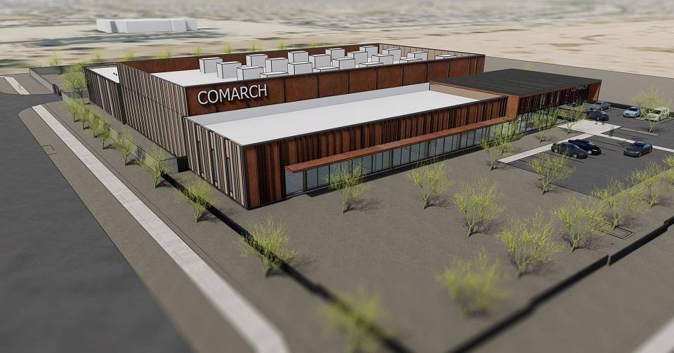Comarch buduje centrum danych w USA