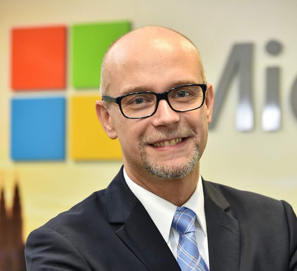 Michał Gołębiewski członkiem zarządu Microsoft Polska