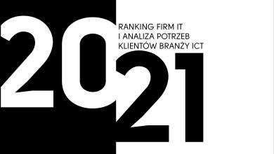 Największe firmy IT w Polsce w roku 2020 – ranking ITwiz Best100