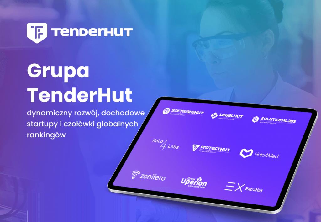 Grupa TenderHut wchodzi na giełdę skąd chce pozyskać ponad 11 mln zł