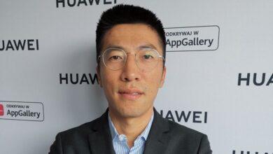Martin Sun dyrektorem zarządzającym Huawei Consumer Business Group w Polsce