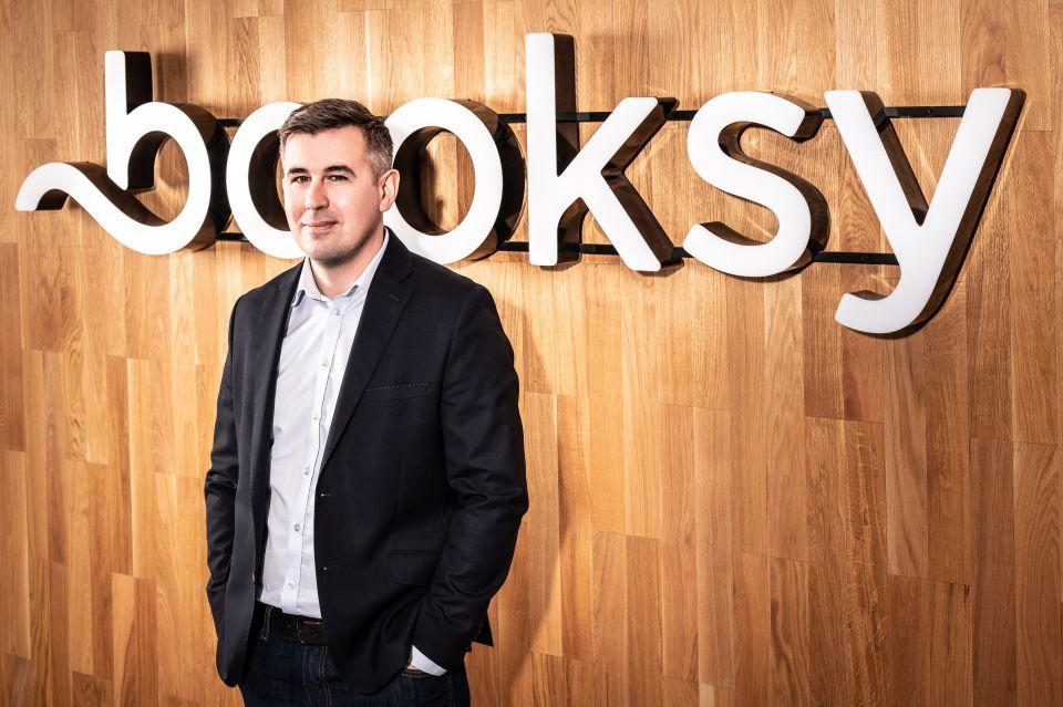 Business Central: Booksy gotowy do skoku