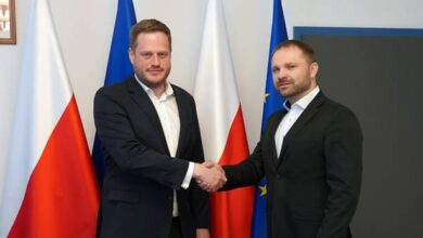 Przemysław Koch 6 września objął stanowisko dyrektora Centralnego Ośrodka Informatyki