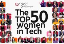 """Dwie Polki w zestawieniu """"Top 50 Women in Tech"""""""