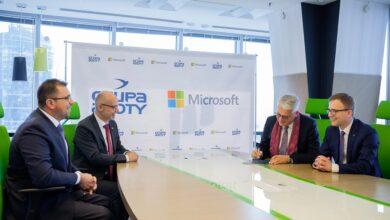 Grupy Azoty i Microsoft podpisały porozumienie na rzecz wykorzystania chmury i sztucznej inteligencji w rolnictwie