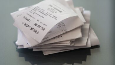 E-paragony już wkrótce w kasach online – w jaki sposób będą przekazywane i przechowywane?